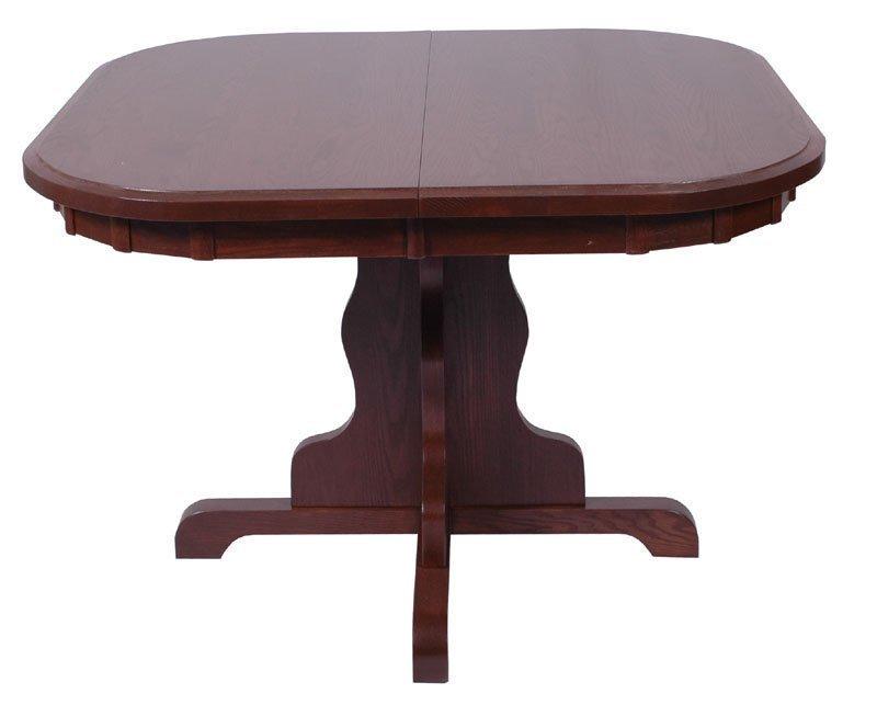 Фото - Стол деревянный круглый СТ-14