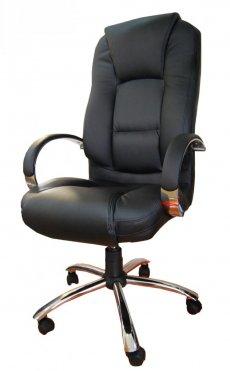 Фото - Офисное кресло Бора хром