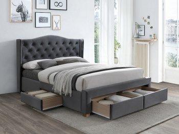 Фото - Кровать Aspen Velvet II