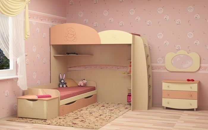 Детская комната Капитошка-6