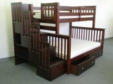 Фото - Двухъярусная кровать Полигон