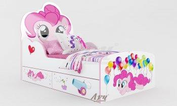 Фото - Кровать для девочки Little Pony