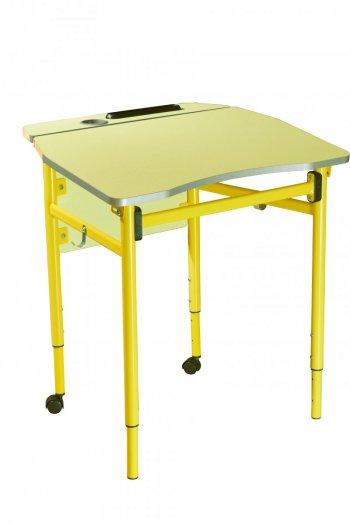 Фото - Стол 6-угловой мобильный с регулировкой угла наклона