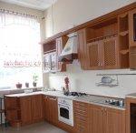 Маленькая угловая кухня на заказ L-9
