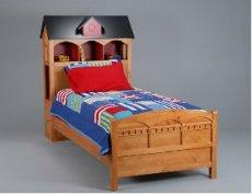 Фото - Детская кровать ДЛ-14