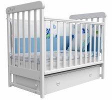 Детская кроватка Соня ЛД 12 маятник