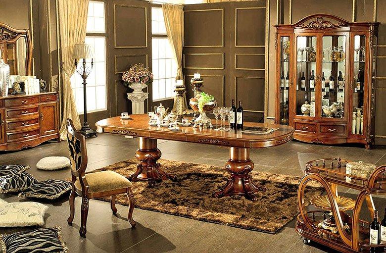 Фото - Деревянные столы 1018