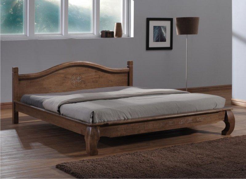 Фото - Двуспальная кровать Жизель