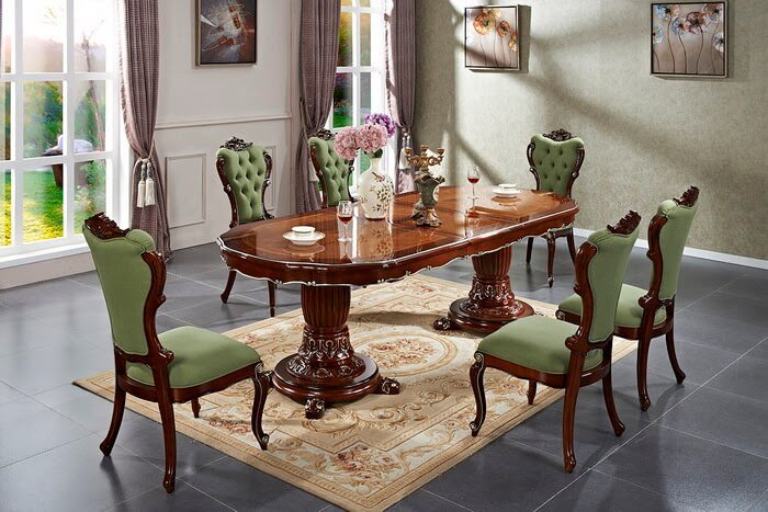 Фото - Комплект стол P96 и стулья С13