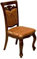 Деревянный стул Classic 8001, ножки 8019 обивка С