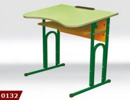Парта-стол ученический 0132