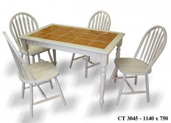 Фото - Стол СТ3045 и стулья Winzor