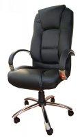Офисное кресло Бора хром