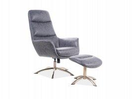 Кресло Nixon, с подставкой для ног