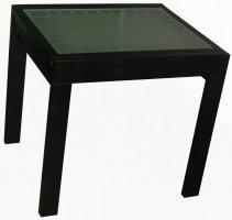 Раскладной стеклянный стол Чибис (СК6)