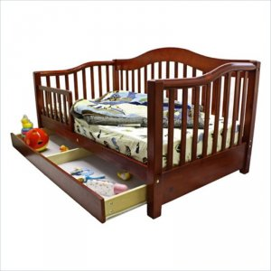 Фото - Детская кровать Американка ДЛ-10