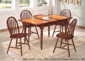 Стол СТ364560 и стулья Winzor