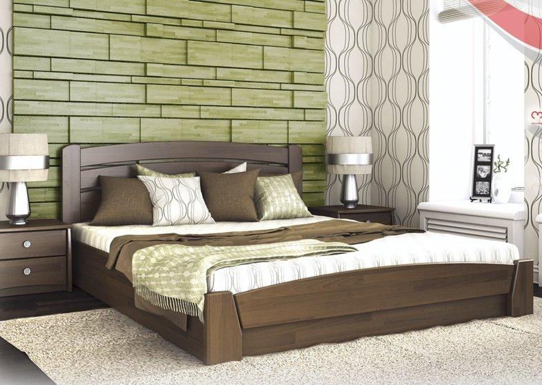 Фото - Двуспальная кровать Селена Аури
