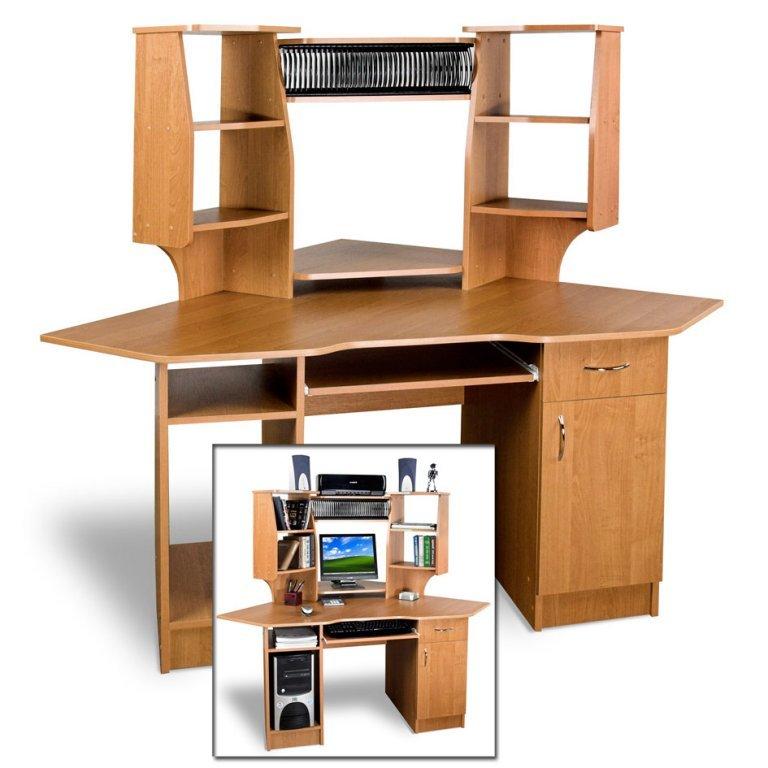 Фото - Компьютерный стол угловой СК-115
