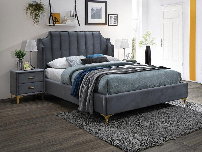 Фото - Кровать Monako Velvet
