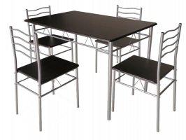 Кухонный стол и стулья Esprit