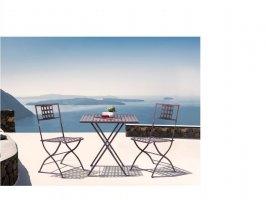 Комплект: стол Бретань и стул Ренн