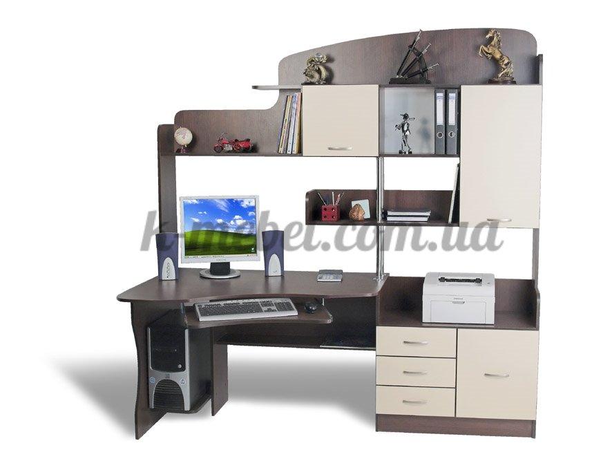 Угловой компьютерный стол СК -