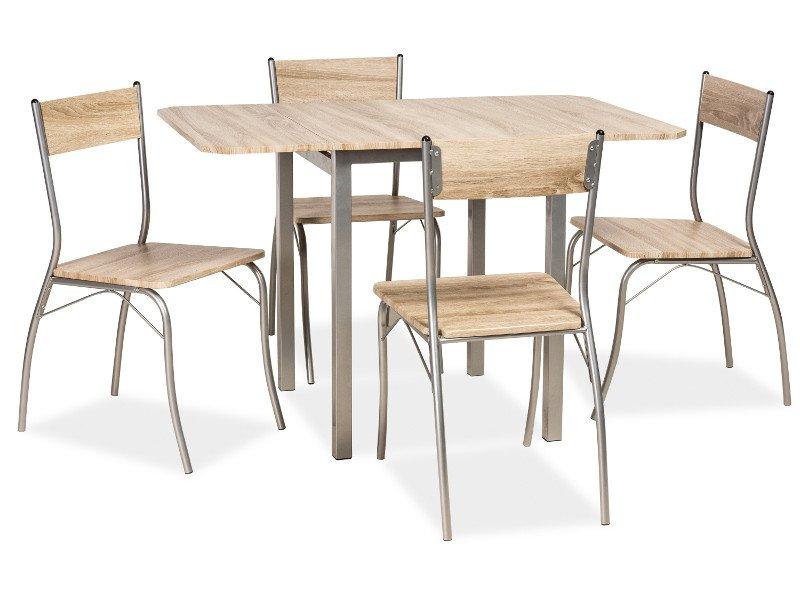 Фото - Комплект: стол и 4 стула Gobi