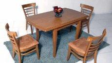 Стол ТМ А-28 и стулья ТМ 215