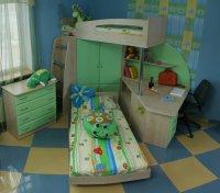 Детская комната Чип и Дейл