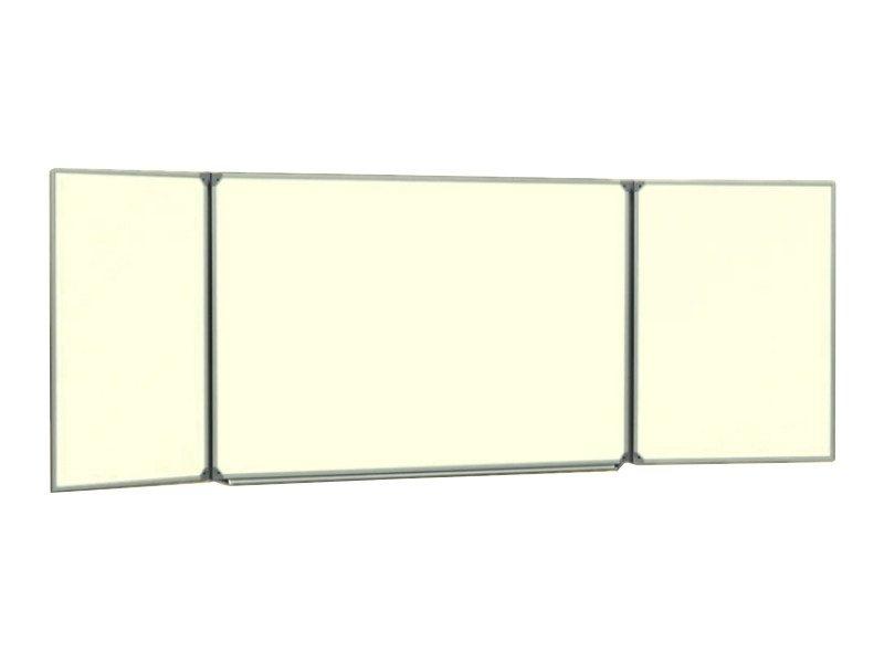 Фото - Доска аудиторная, 3-створчатая, белая (36157МБ)