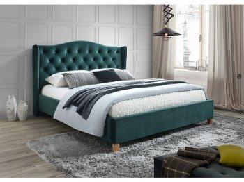 Фото - Кровать Aspen Velvet
