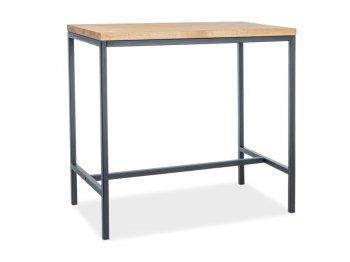 Фото - Барный столик Metro дуб