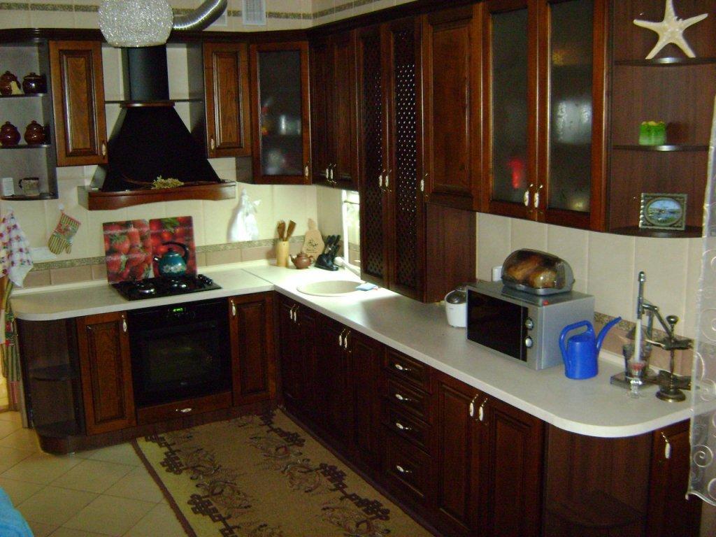 Кухня на заказ STM-1, кухня под заказ