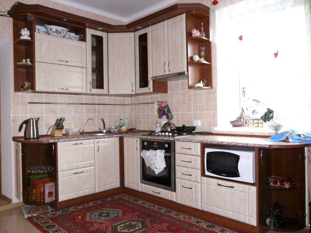 Фото - Кухни на заказ l-1