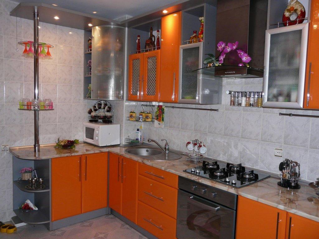 Фото - Кухни на заказ L-3