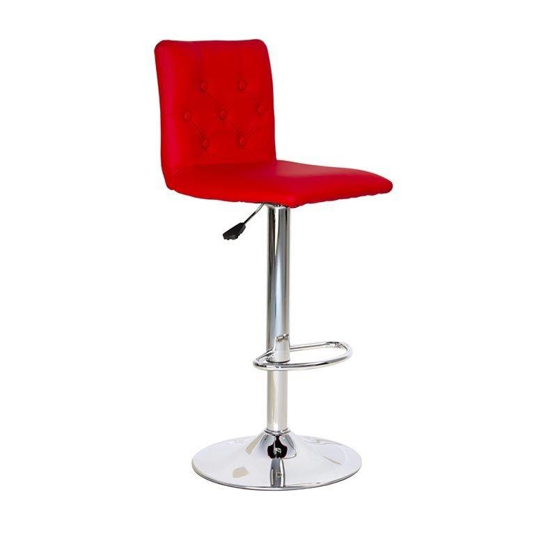 Фото - Барный стул RUBY HOKER CHROME