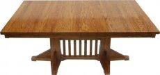 Деревянный кухонный стол из массива СТ-22