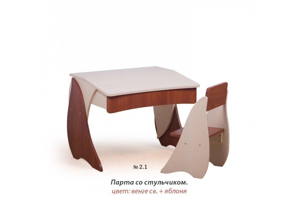 """Фото - Парта """"Умник"""" (2.1)"""