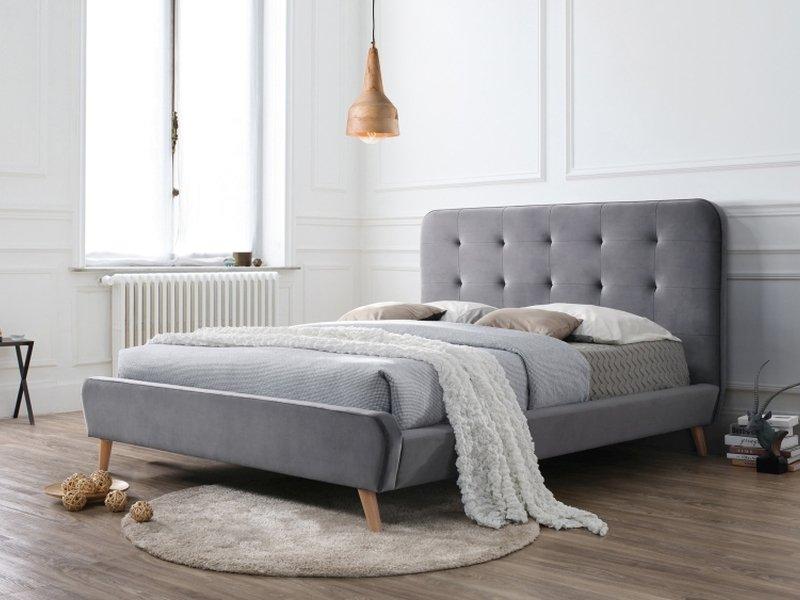 Фото - Кровать Tiffany Velvet