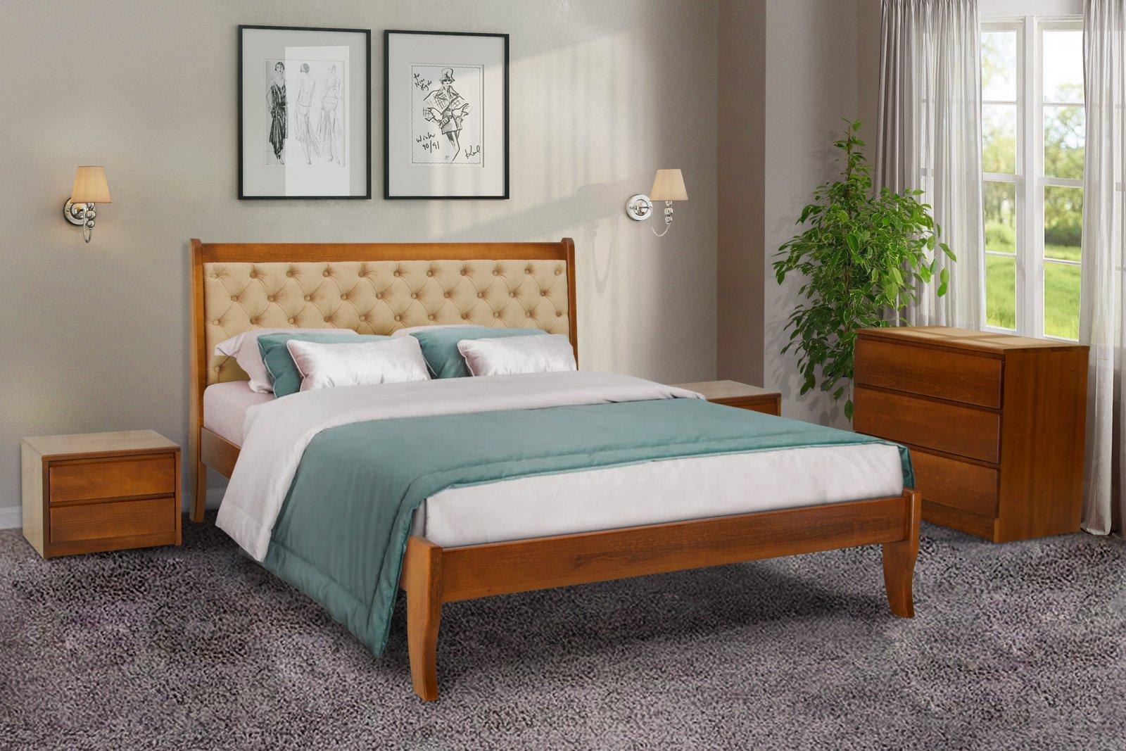 Фото - Кровать Монтана