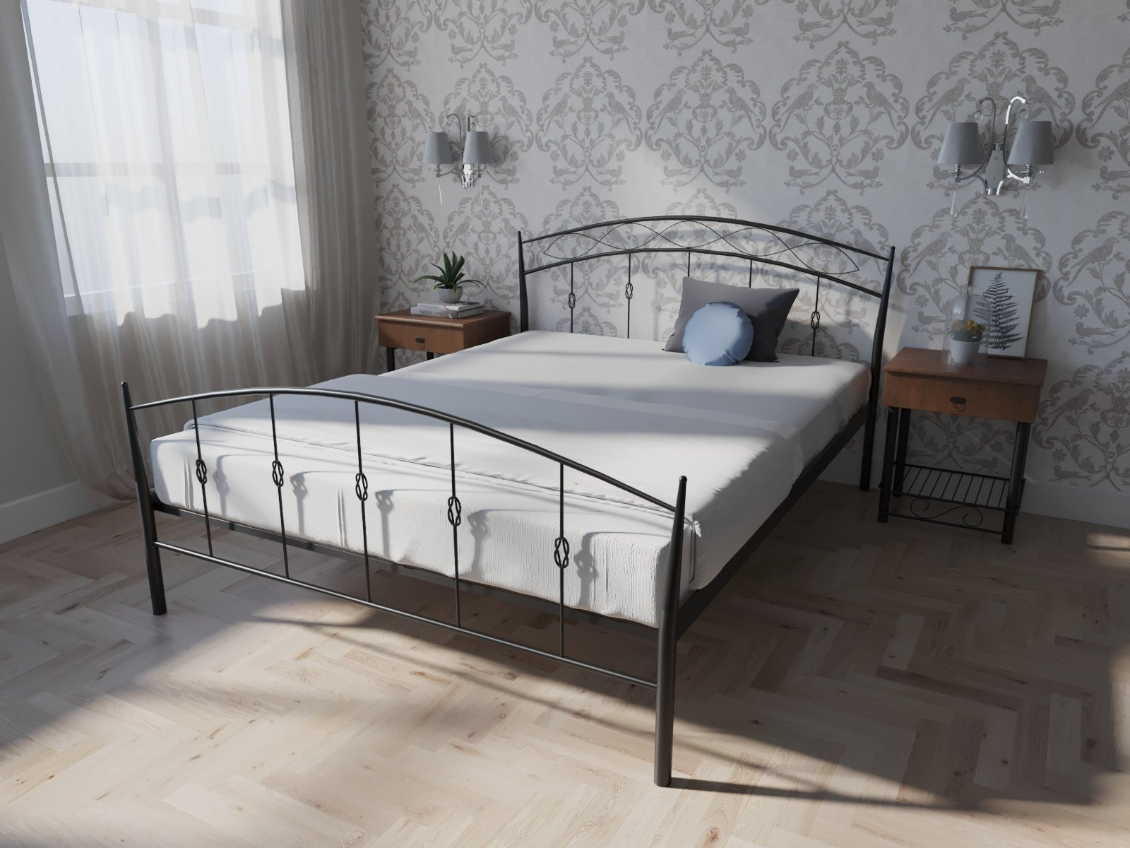 Фото - Кровать Летиция