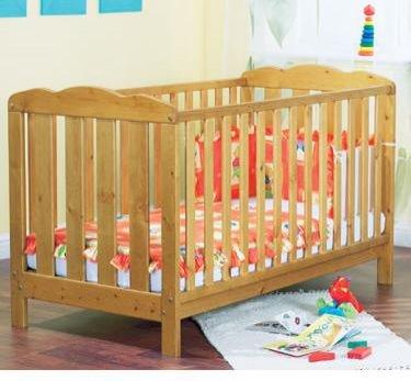Фото - Детская кроватка ДК-24