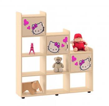 Фото - Стеллаж для игрушек Китти