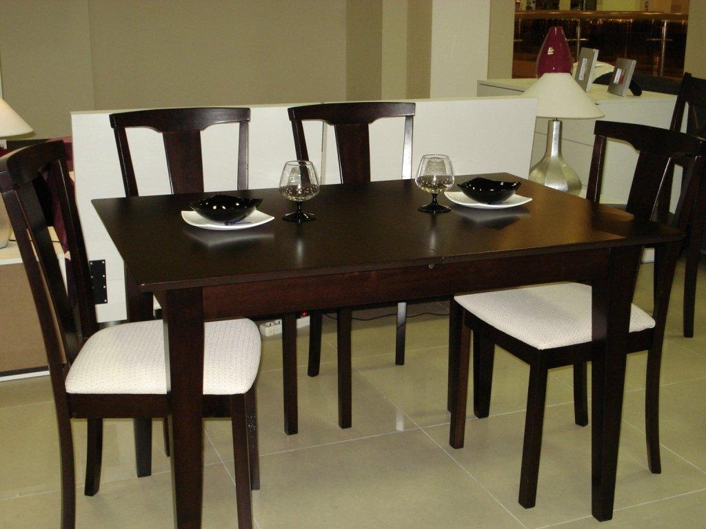 Фото - Стол и стулья Классик