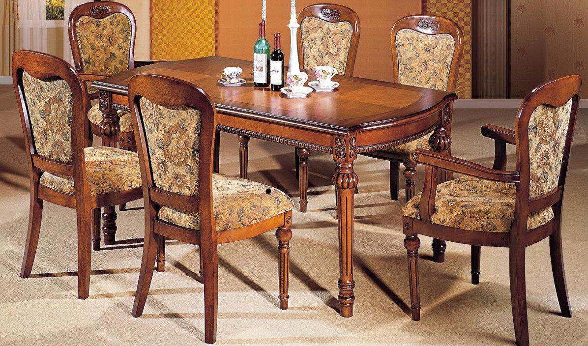 Фото - Деревянный стол JF-2999