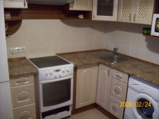 Фото - Маленькая кухня МДФ