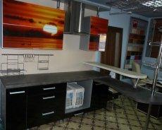 Кухня СИД-2 (кухня с фотополимерными фасадами)