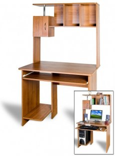 Фото - Компьютерный стол Омега