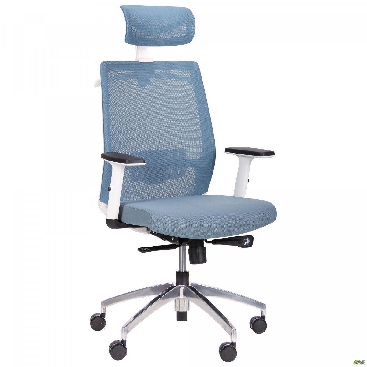 Фото - Кресло Install White Alum